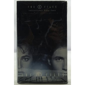 X-Files the Truth is Out there Booster Box (Reed Buy)