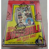 1983 Topps Baseball Wax Box (BBCE) (Reed Buy)