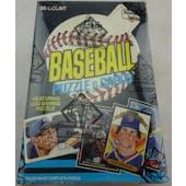 1985 Donruss Baseball Wax Box (BBCE) (Reed Buy)