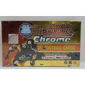 2000 Bowman Chrome Football Hobby Box (Reed Buy)