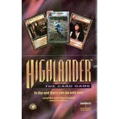 Highlander The Watcher Chronicles Limited Booster Box