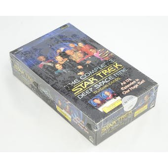 Star Trek Deep Space Nine Trading Cards Box (Rittenhouse) (Reed Buy)