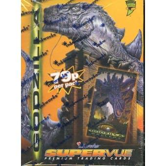 Godzilla Supervue Hobby Box (1998 Inkworks)