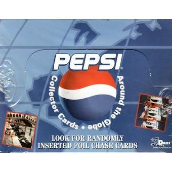 Pepsi Around the Globe Hobby Box (2000 Dart Flipcards)