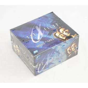 The X-Files: Fight the Future Movie Cards 36-Pack Box (Reed Buy)