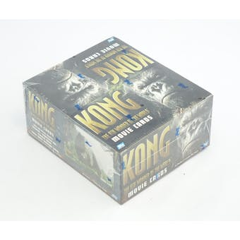 Kong: the 8th Wonder of the World Movie Cards 24-Pack Box (Reed Buy)