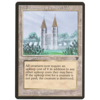 Magic the Gathering Legends Single The Tabernacle at Pendrell Vale - NEAR MINT (NM)