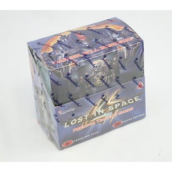 Lost in Space Premium Trading Cards 36-Pack Box (Reed Buy)
