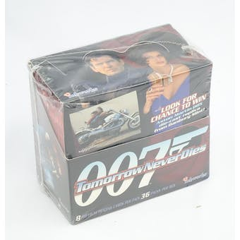007 Tomorrow Never Dies 36-Pack Box (Reed Buy)