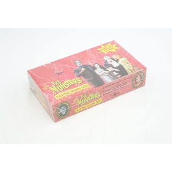 The Munsters Series Collectible Trading Cards 36-Pack Box (Reed Buy)