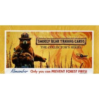 Smokey Bear Hobby Box (1996 Dart Flipcards)
