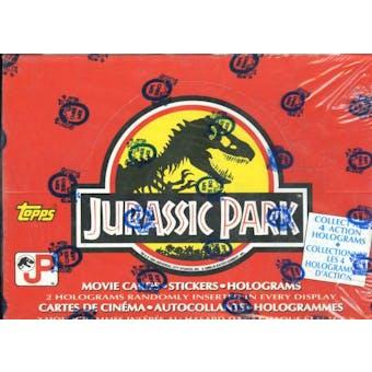 Jurassic Park Hobby Box (1993 O-Pee-Chee)
