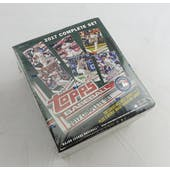 2017 Topps Special Edition Complete Set Box