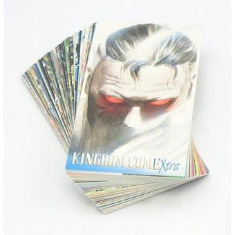 1996 Kingdom Come Xtra Complete Base Set