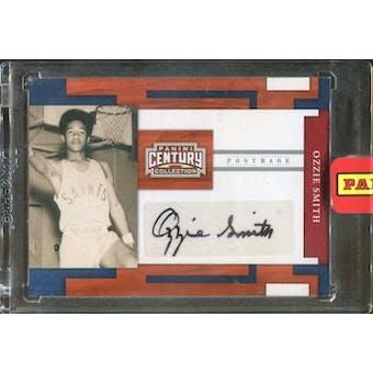 2010 Panini Century Postmark Autographs #81 Ozzie Smith 1/1 (Reed Buy)