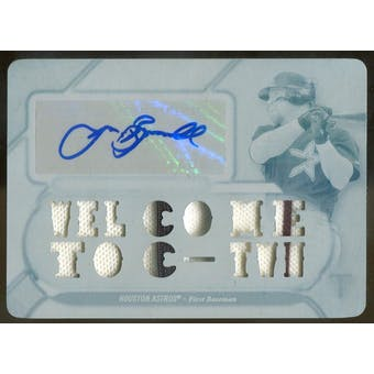 2017 Topps Triple Threads Relic Autographs Printing Plates #TTARJBA1 Jeff Bagwell 1/1 (Reed Buy)