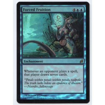 Magic the Gathering Lorwyn Single Forced Fruition Foil