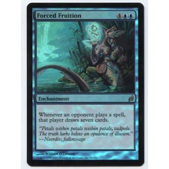Magic the Gathering Lorwyn Single Forced Fruition Foil