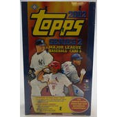 2002 Topps Series 2 Baseball Hobby Box (Reed Buy)
