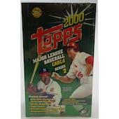 2000 Topps Series 2 Baseball Jumbo Box (Reed Buy)