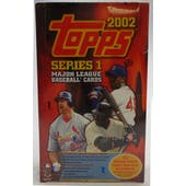 2002 Topps Series 1 Baseball Hobby Box (Reed Buy)