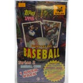 1995 Topps Series 2 Baseball Retail Box (Reed Buy)