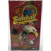 1995 Topps Stadium Club Series 2 Baseball Retail Box (Reed Buy)
