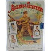 2008 Topps Allen & Ginter Baseball Box (Reed Buy)