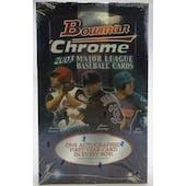2003 Bowman Chrome Baseball Hobby Box (Reed Buy)