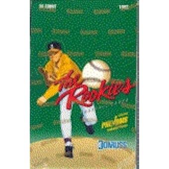 1992 Donruss Rookies Baseball Hobby Box
