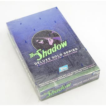 The Shadow Deluxe Gold Series 36-Pack Box (Reed Buy)