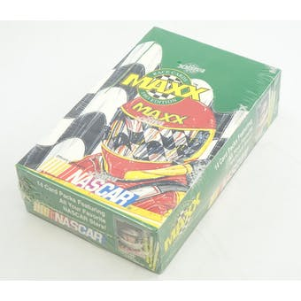 Maxx Race Cards 1993 Edition 36-Pack Box (Reed Buy)
