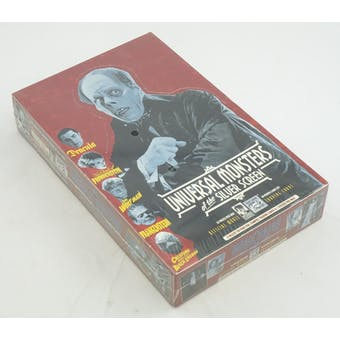 Universal Monsters of the Silver Screen 36-Pack Box (Reed Buy)