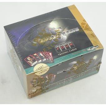 Babylon 5 Season 4 Box (Reed Buy)