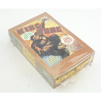 King Kong 36-Pack Box (Reed Buy)