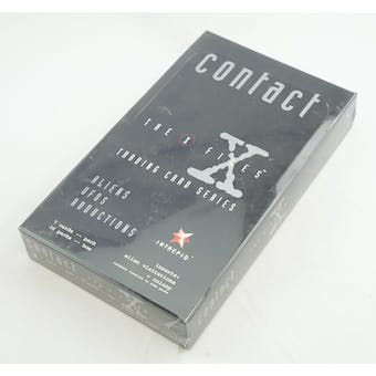 The X-Files Contact 36-Pack Box (Reed Buy)