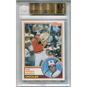 1983 Topps #163 Cal Ripken Jr. BGS 9.5 *8613 (Reed Buy)