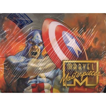 Marvel Masterpieces 18 Count Box (1996 Fleer)