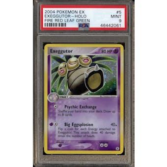 Pokemon EX FireRed LeafGreen FRLG Exeggutor 5/112 PSA 9