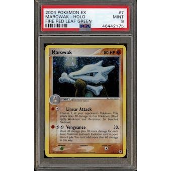 Pokemon EX FireRed LeafGreen FRLG Marowak 7/112 PSA 9