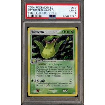 Pokemon EX FireRed LeafGreen FRLG Victreebel 17/112 PSA 9