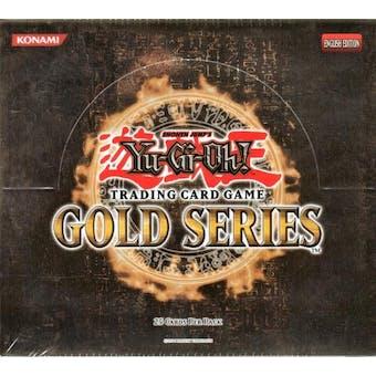 Upper Deck Yu-Gi-Oh Gold Series Booster Box