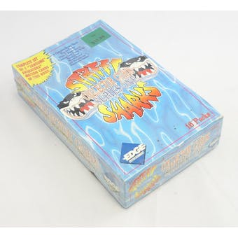 Street Sharks Series 1 16-Pack Box (1995 Collector's Edge) (Reed Buy)
