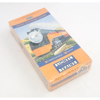Lionel Legendary Trains 36-Pack Box (Reed Buy)