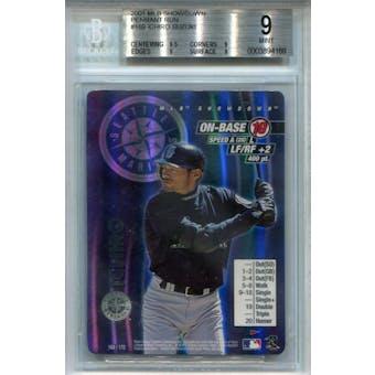 2001 MLB Showdown Pennant Run #169 Ichiro Suzuki BGS 9 *4169 (Reed Buy)