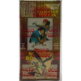 Norman Rockwell Collector Cards (1993 Comic Images) (Reed Buy)