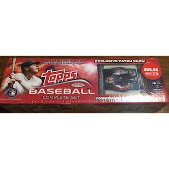2014 Topps Factory Set Baseball (Box) (Target) (Babe Ruth Edition)