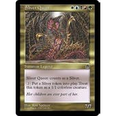 Magic the Gathering Stronghold Single Sliver Queen - MODERATE PLAY (MP)