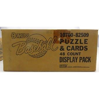1988 Donruss Baseball Blister Rack Case (82509) (Reed Buy)