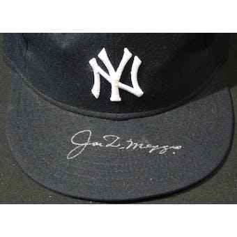 Joe DiMaggio New York Yankees Autographed Baseball Hat JSA BB42536 (Reed Buy)